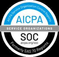 SOC2 compliance badge